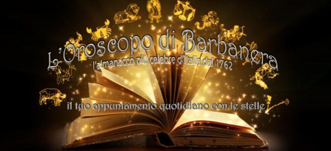 L'oroscopo di Barbanera